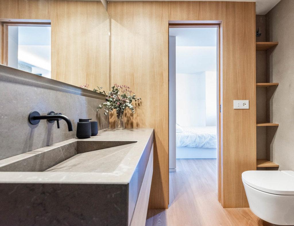 Diseño de baño a medid